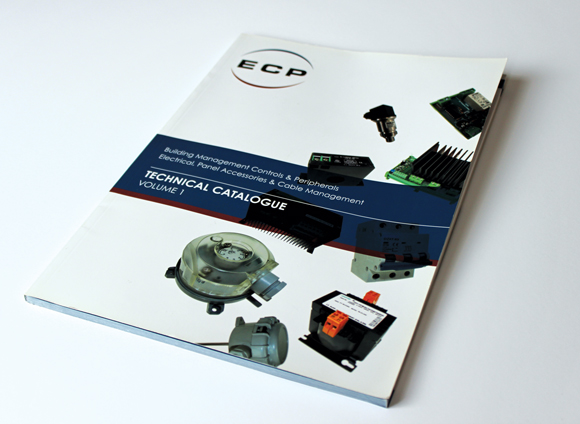 ECP catalogue front cover