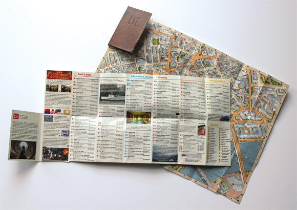 LSE mapscape directory
